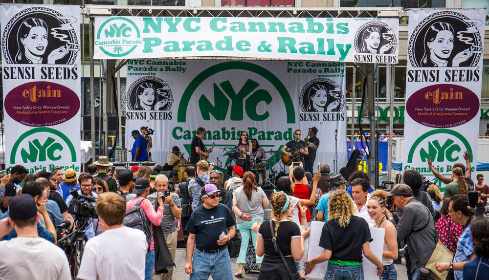 PUBLIC ADVOCATE JUMAANE WILLIAMS TO SPEAK AT NYC CANNABIS PARADE & RALLY ON MAY 4